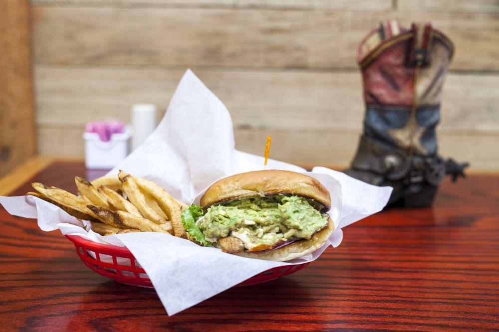 Best Burger Barn - Egan: 5108 Conveyor Dr, Egan, TX