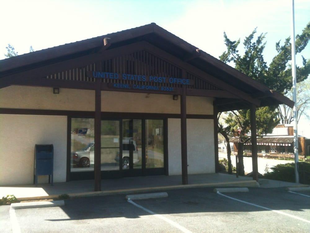 US Post Office: 30235 Woodford Tehachapi Rd, Keene, CA