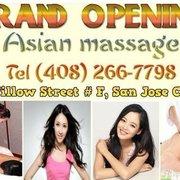Asian massage san jose