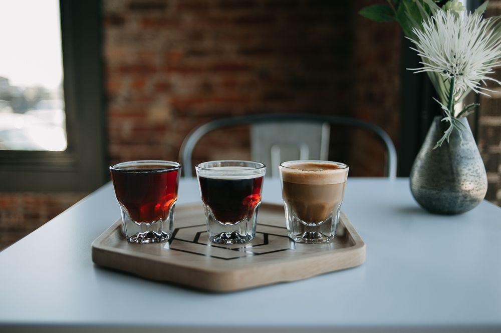 Hub Coffee: 133 2nd St W, Ottumwa, IA