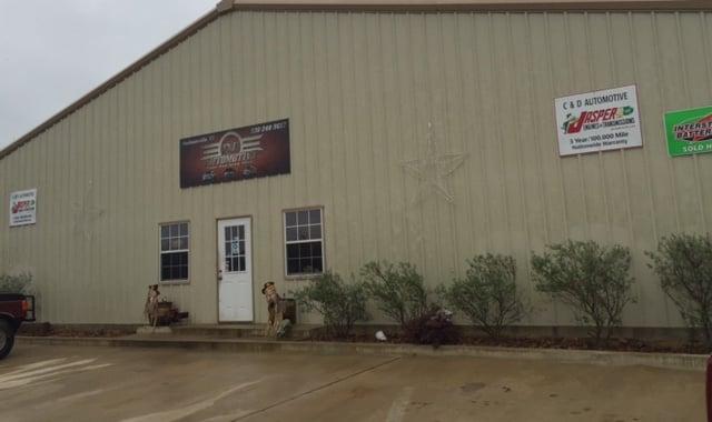 C & D Automotive: 2464 Hwy 75 S, Madisonville, TX