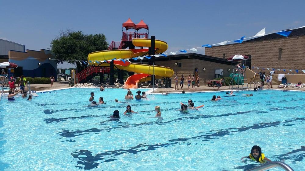 Bedford Splash Aquatic Center: 2801 Forest Ridge Dr, Bedford, TX