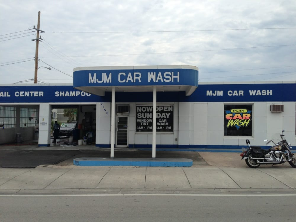 Mjm Car Wash Vero Beach