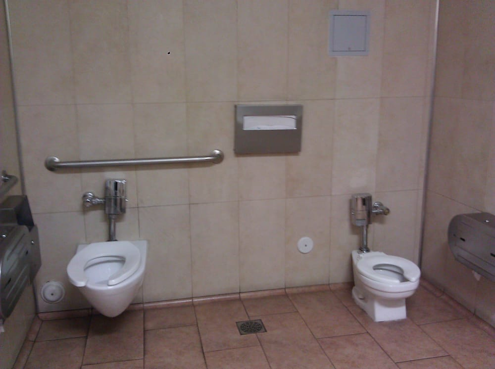 Family restroom yelp for Bathroom cleaning services near me