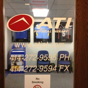 ATI Physical Therapy - Sports Medicine - 625 E St Paul Ave