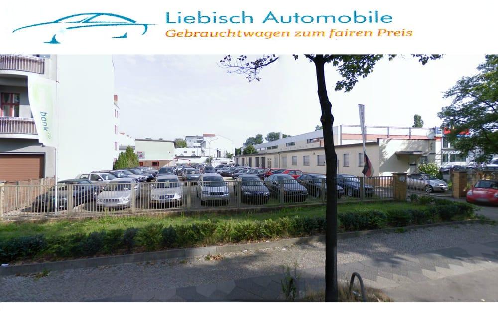 liebisch automobile concessionnaire auto siemensstr 25 steglitz berlin allemagne. Black Bedroom Furniture Sets. Home Design Ideas