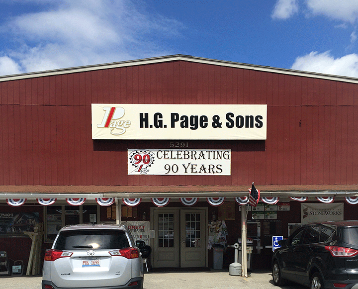H G Page & And Sons: 5291 Rt 44, Amenia, NY