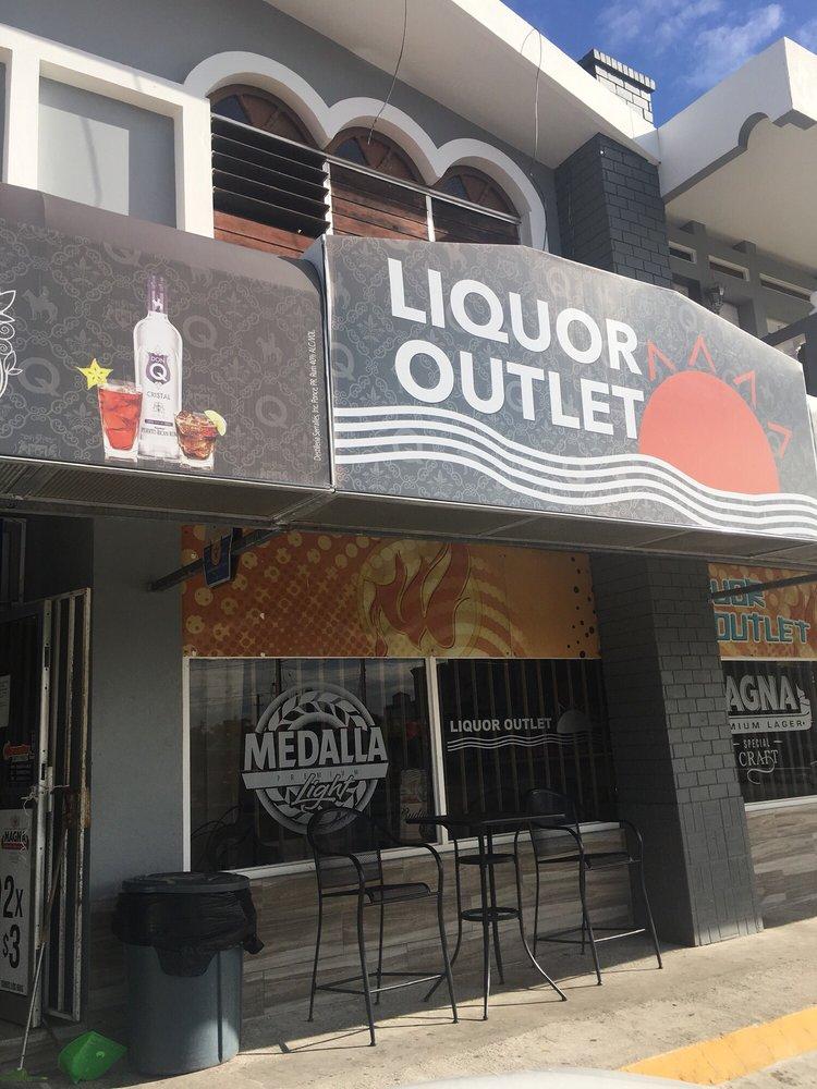 Liquor Outlet: CARR 101 KM 18.1, Cabo Rojo, PR