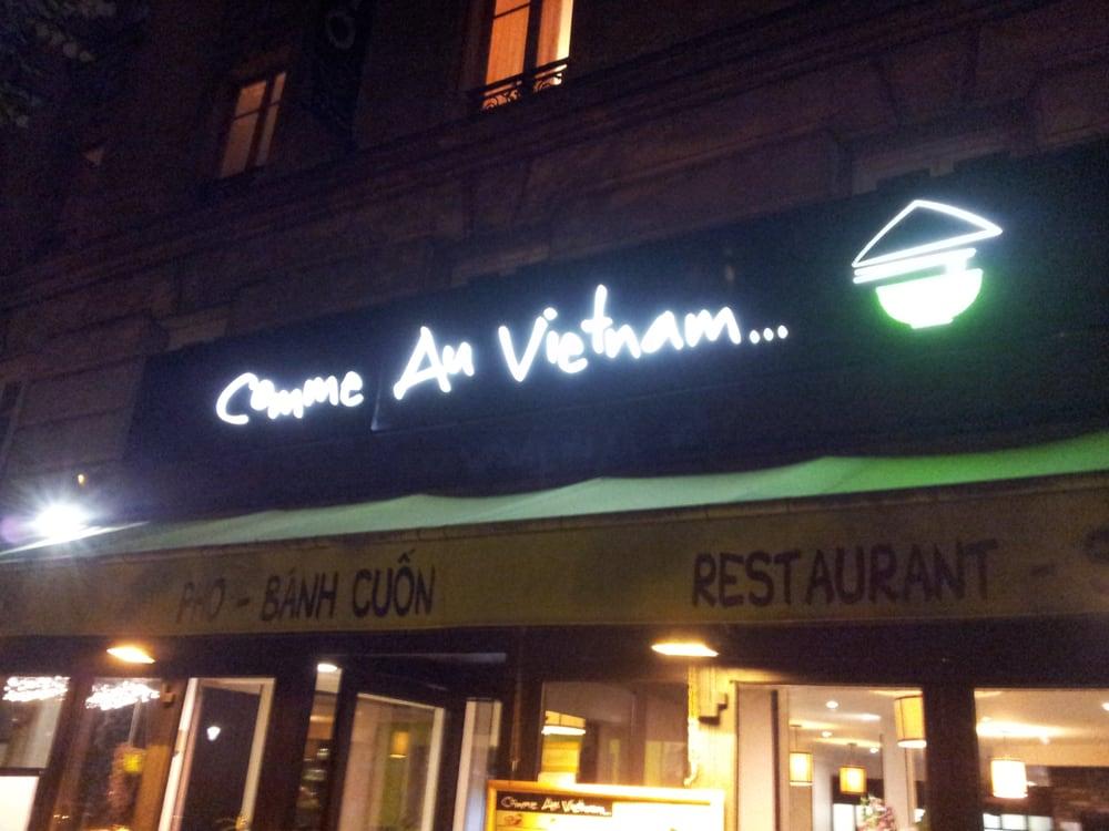 Photos pour comme au vietnam yelp for Chambre de commerce francaise au vietnam