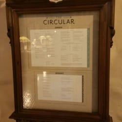 the circular - 124 photos & 78 reviews - american (new) - 100