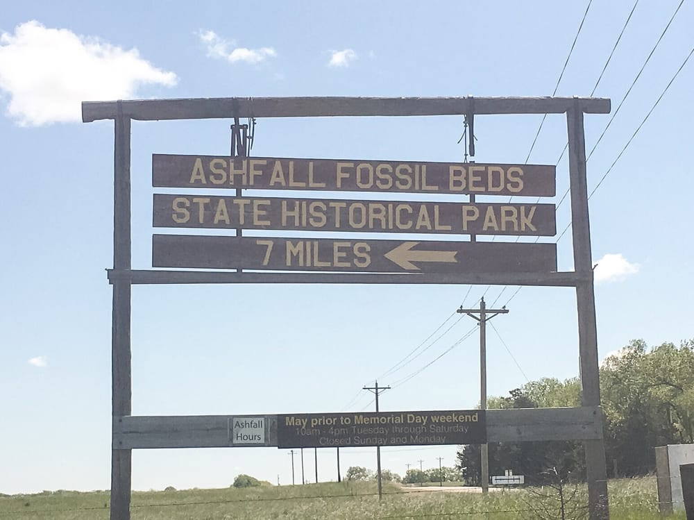 Photo of Ashfall State Historical Park: Royal, NE