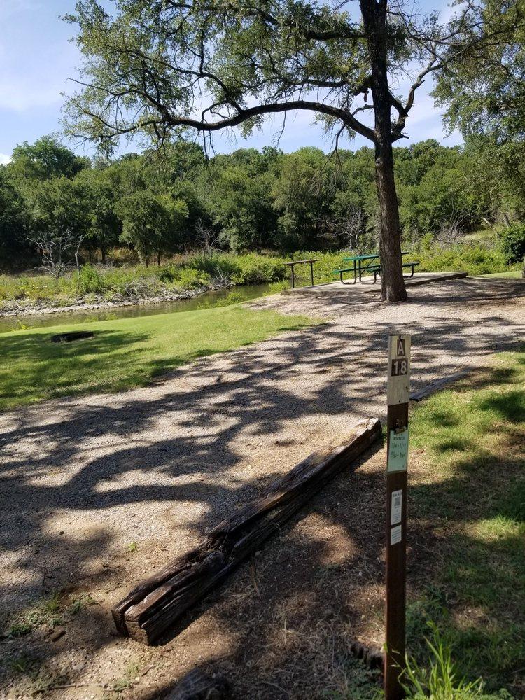 Caney Creek Recreation Area: 1770 Muncrief Rd, Kingston, OK