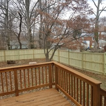 Photo Of Tri County Fence Decks Clarksburg Md United States