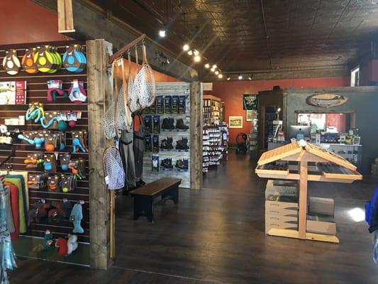 Mystique Fly Shop 149 Main St Kalispell, MT Outdoor