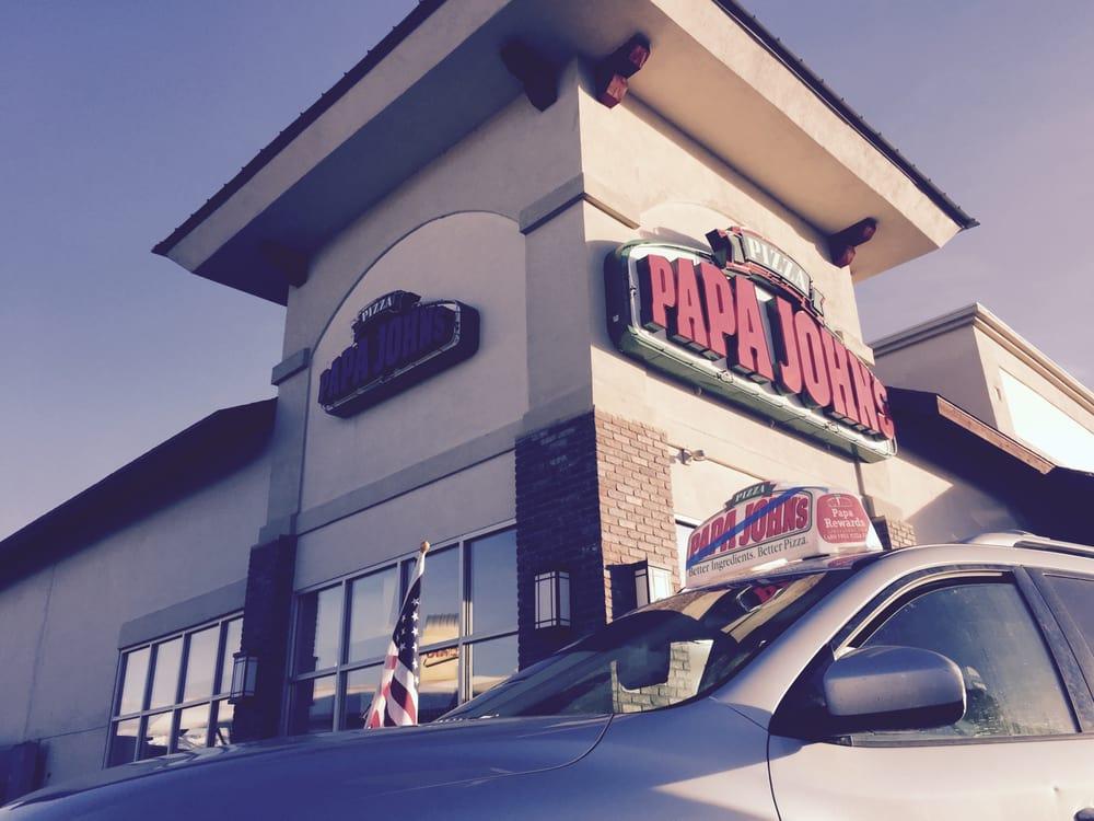 Papa John's Pizza: 3203 I-70 Business Lp, Clifton, CO