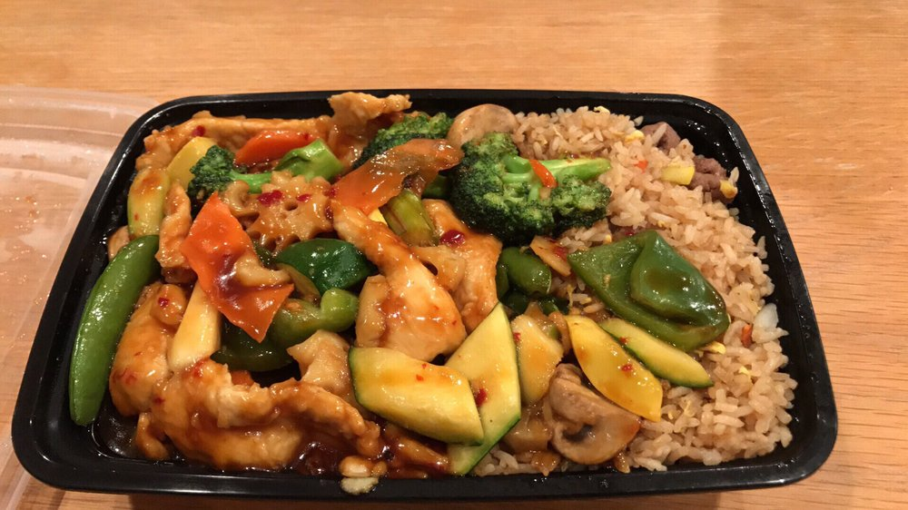 Food from Jade Spoon Asian Cuisine