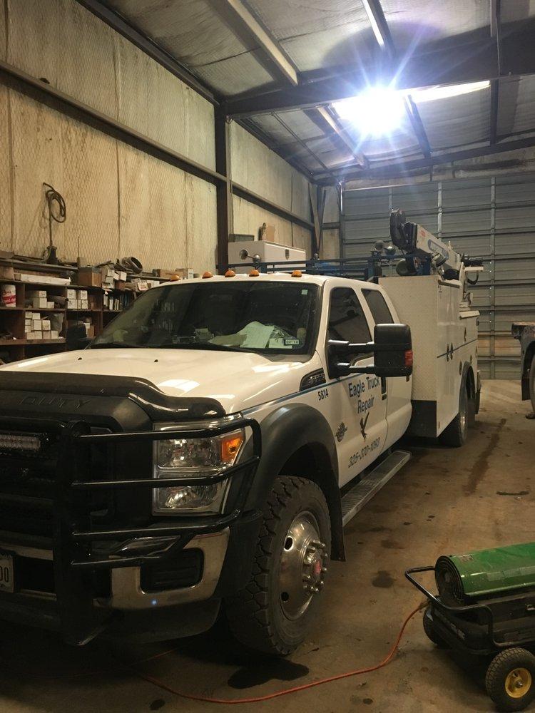 Eagle Truck Repair: Hawley, TX