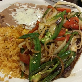 Photo Of El Camino Mexican Restaurant Winder Ga United States Bisteck A