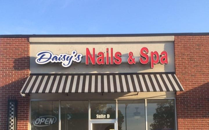Daisy Nails & Spa: 26978 US 72 E, Athens, AL