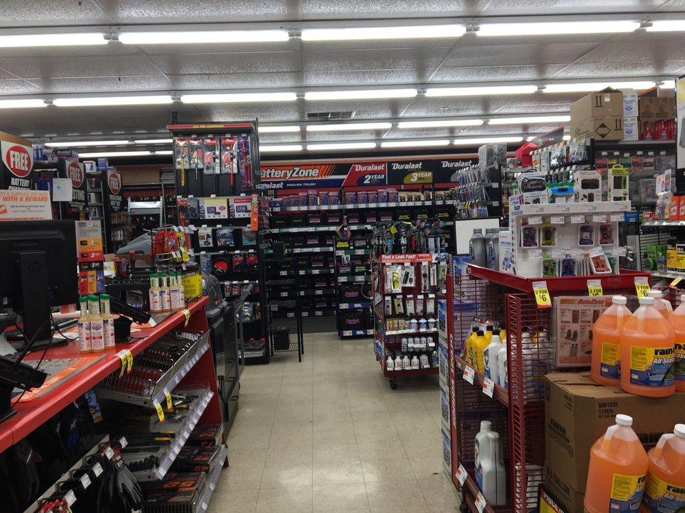 AutoZone: 2898 Thousand Oaks, San Antonio, TX