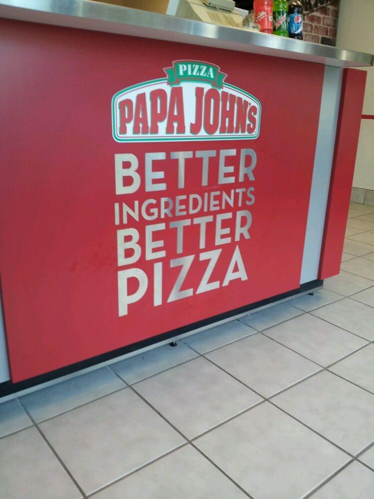 Papa John's Pizza - 24 Reviews - Pizza - 18110 Nordhoff St ...