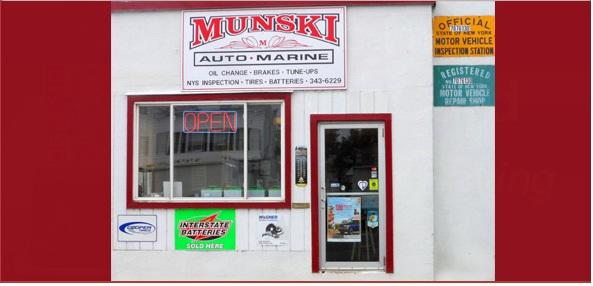Munski Automotive: 14 W Seneca St, Oswego, NY