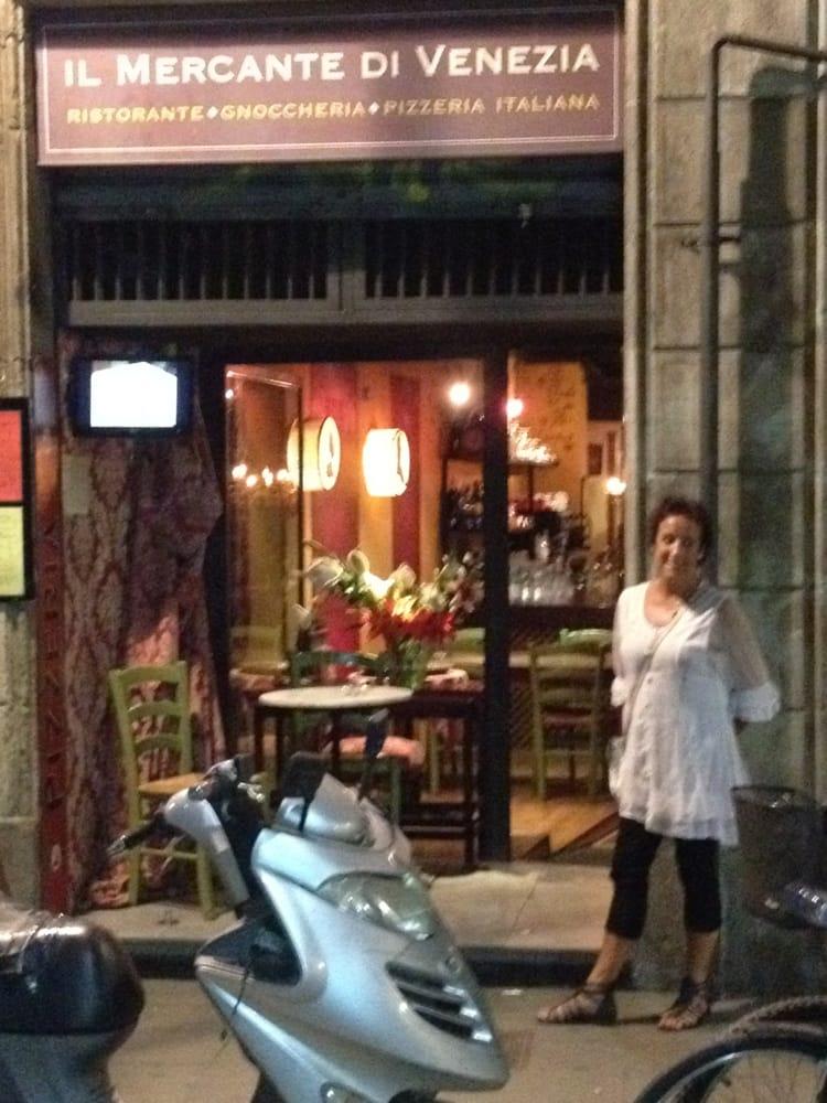 il mercante di venezia 10 foto cucina italiana calle