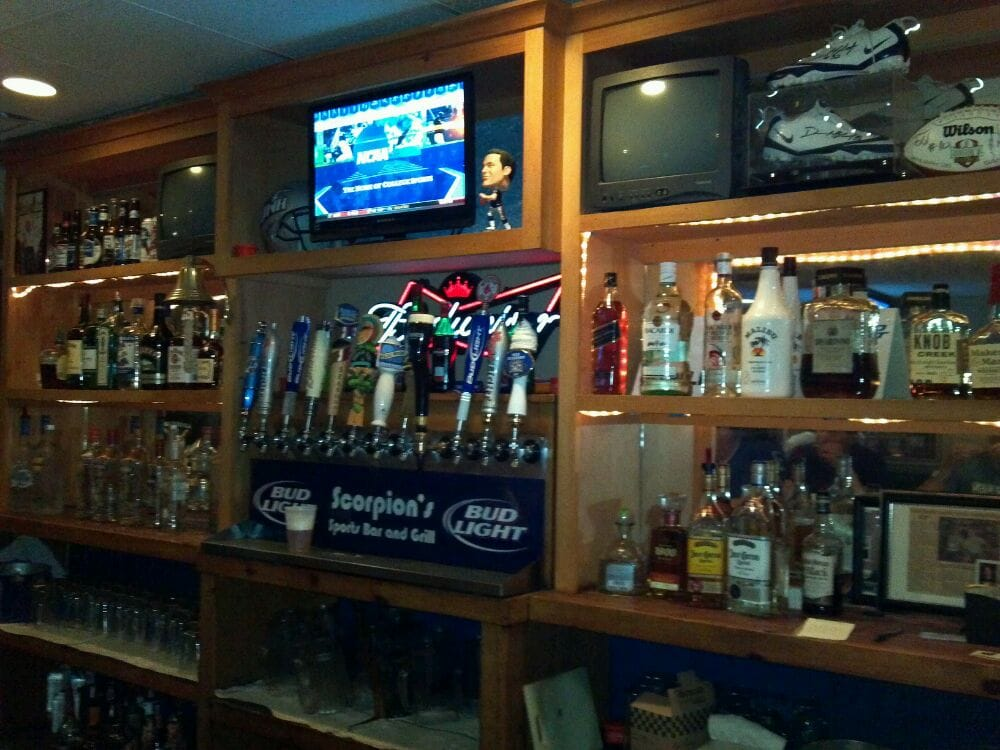 Social Spots from Scorpions Bar & Grill