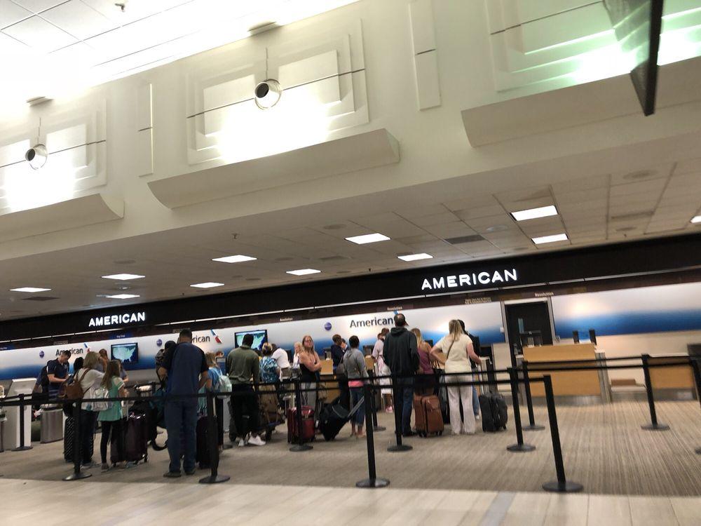American Airlines: 4100 George J Bean Pkwy, Tampa, FL