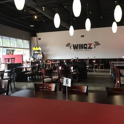 Photo Of Wingz American Grill Raleigh Nc United States