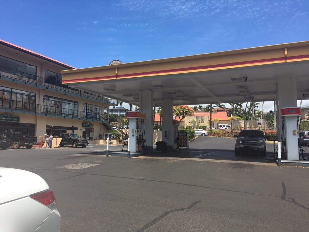 Shell - Lahaina: 4405 Lower Honoapiilani Rd, Lahaina, HI