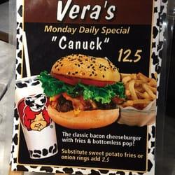 veras burger shack coupon