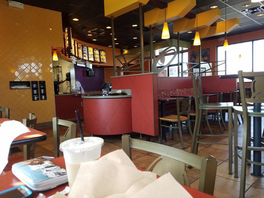 Taco Bell: 5050 Bond Boulevard, Bessemer, AL