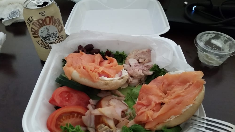 Try the smoked fish sampler platter lox whitefish sable for Sable s smoked fish