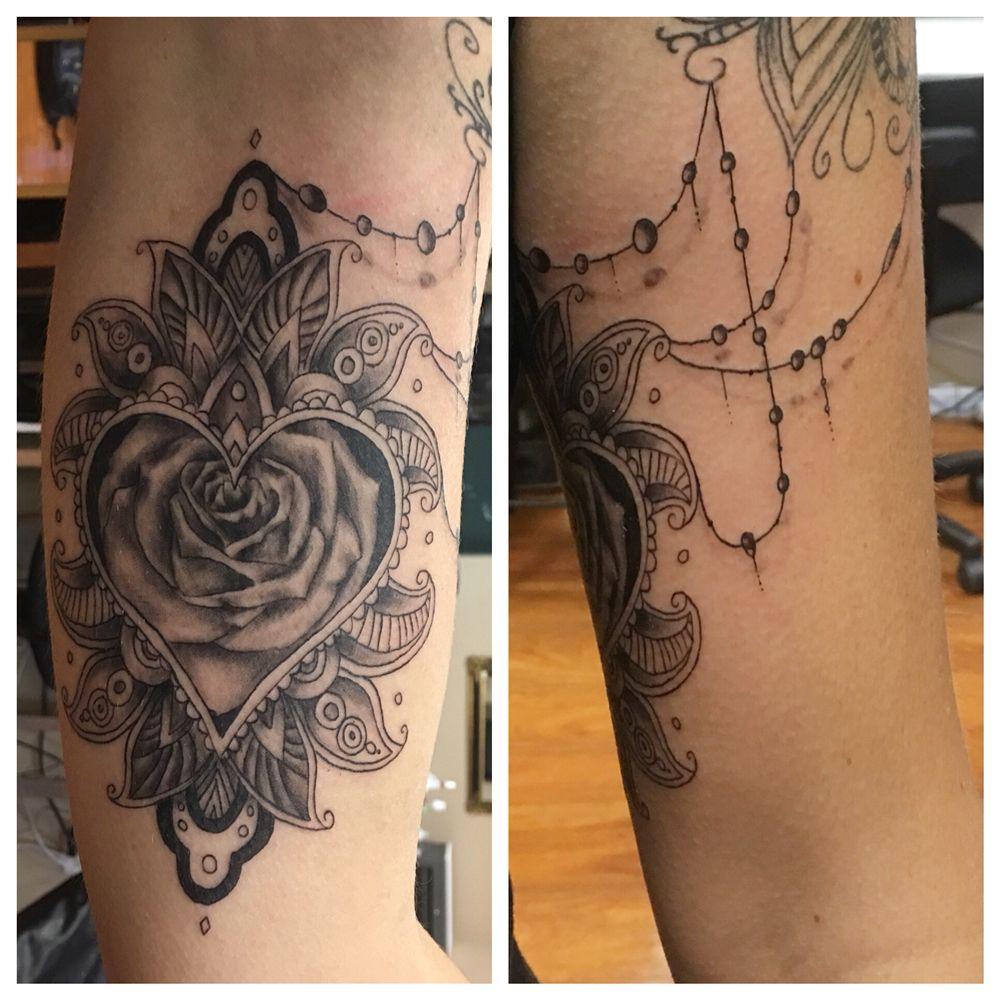Wicked City Tattoo: 280 S Main St, Cottonwood, AZ