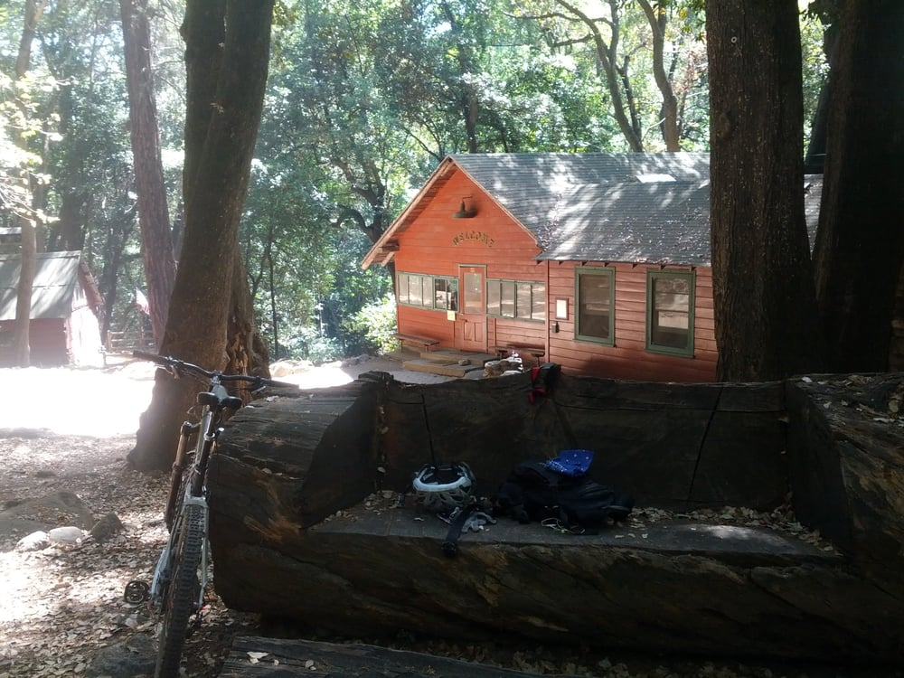 camp sturtevant mess hall you can rent cabins and mess ForChantry Flats Cabins Rental