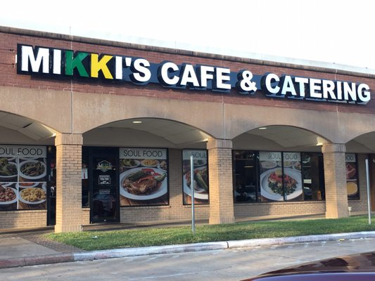 Mikkis Cafe 375 Greens Rd Houston Tx Chicken Dinners Mapquest