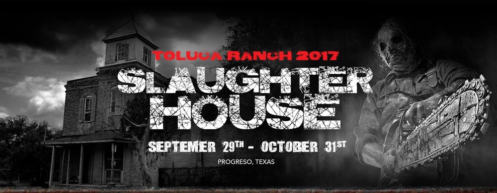Toluca Ranch Haunted House: 1 Toluca Ranch, Progreso, TX