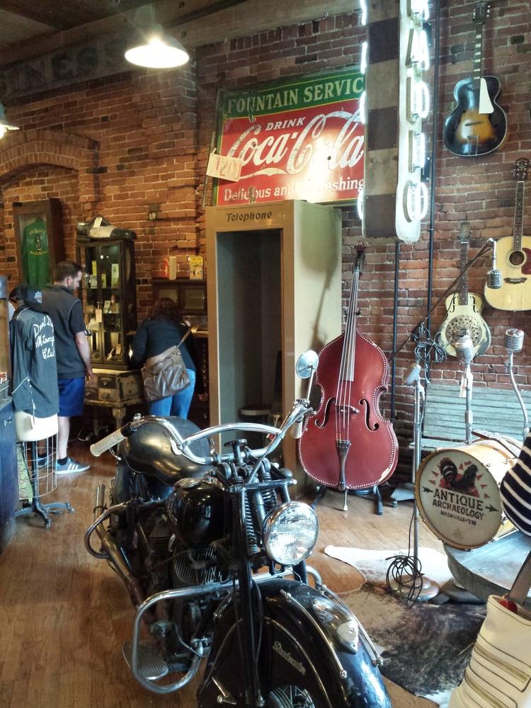 Kg Near Me >> Antique Archeology - Antiques - Nashville, TN - Reviews ...