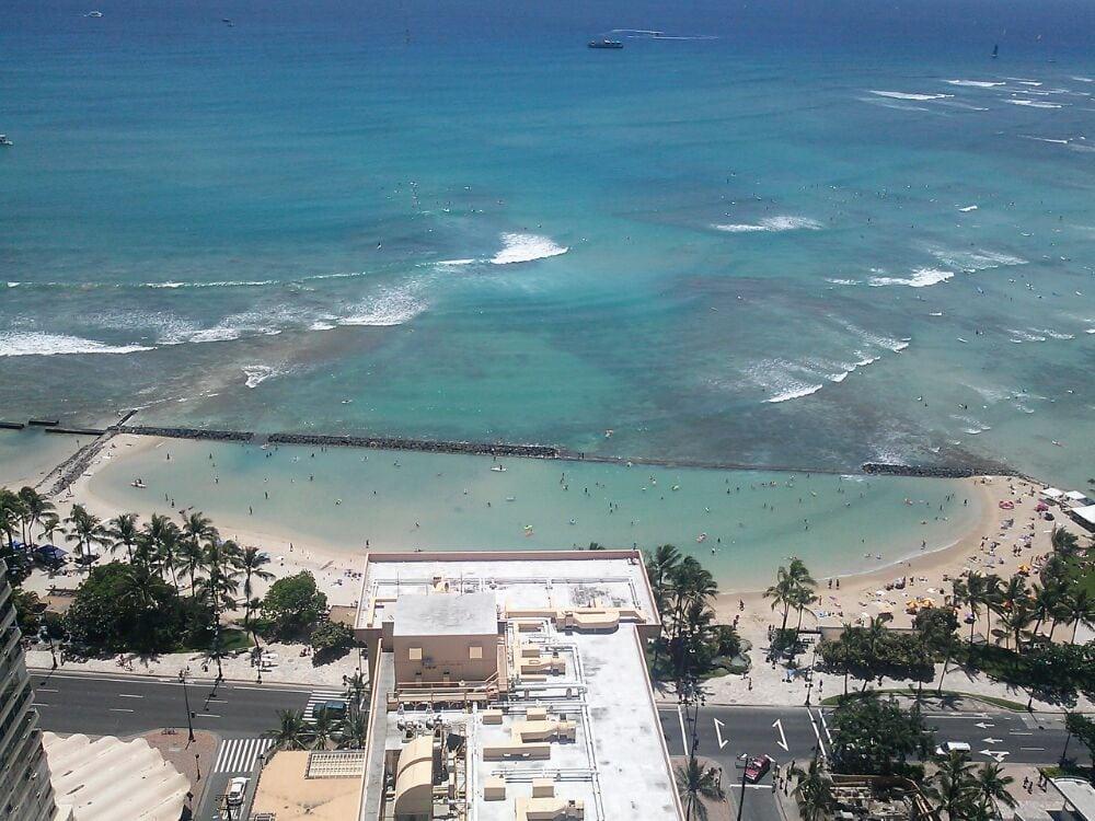 Pacific Beach Hotel Honolulu Yelp