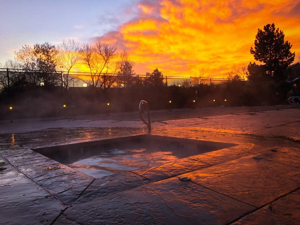 Working Blue Pools: Denver, CO