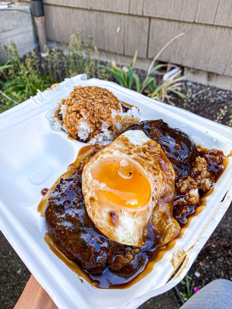 Local Boyz Hawaiian Cafe: 1425 NW Monroe Ave, Corvallis, OR