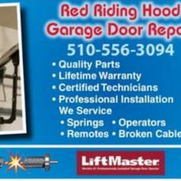 Photo Of Red Riding Hood Garage Repair   Martinez, CA, United States