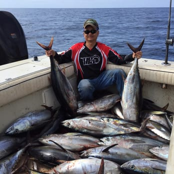 Photo Of Salty Tales Fishing Huntington Beach Ca United States Epic Tuna