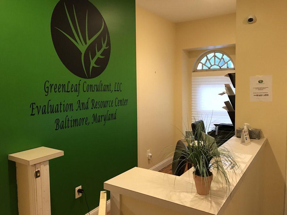 GreenLeaf Medical Cannabis Evaluation: 2101 Saint Paul St, Baltimore, MD