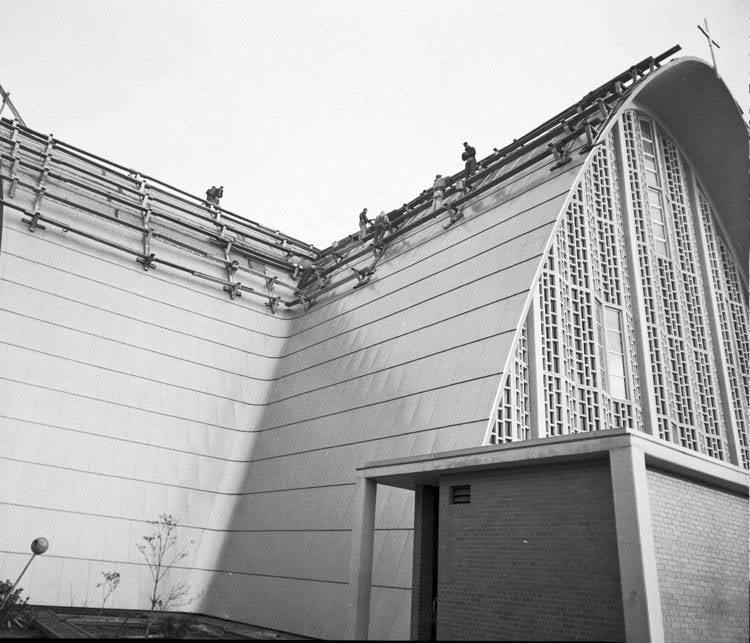 St. Clement's Catholic Church: 25320 Van Dyke, Center Line, MI