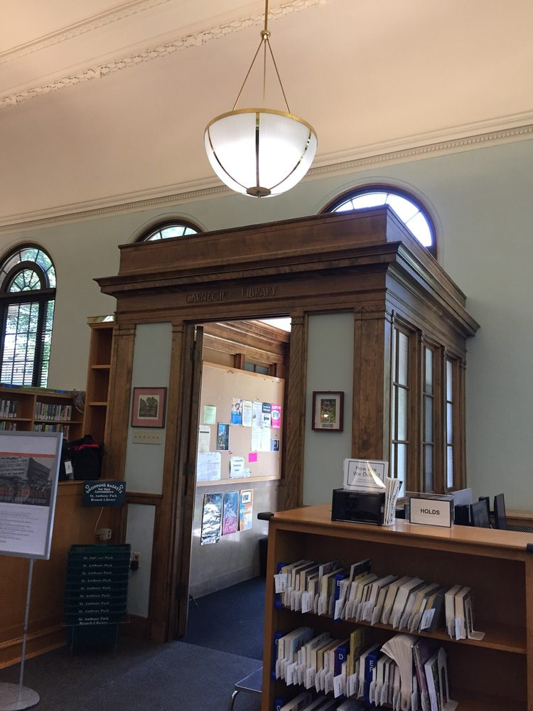 Saint Anthony Park Library