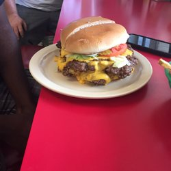 Photo Of Eastland Grill Duncan Ok United States The Xii Burger