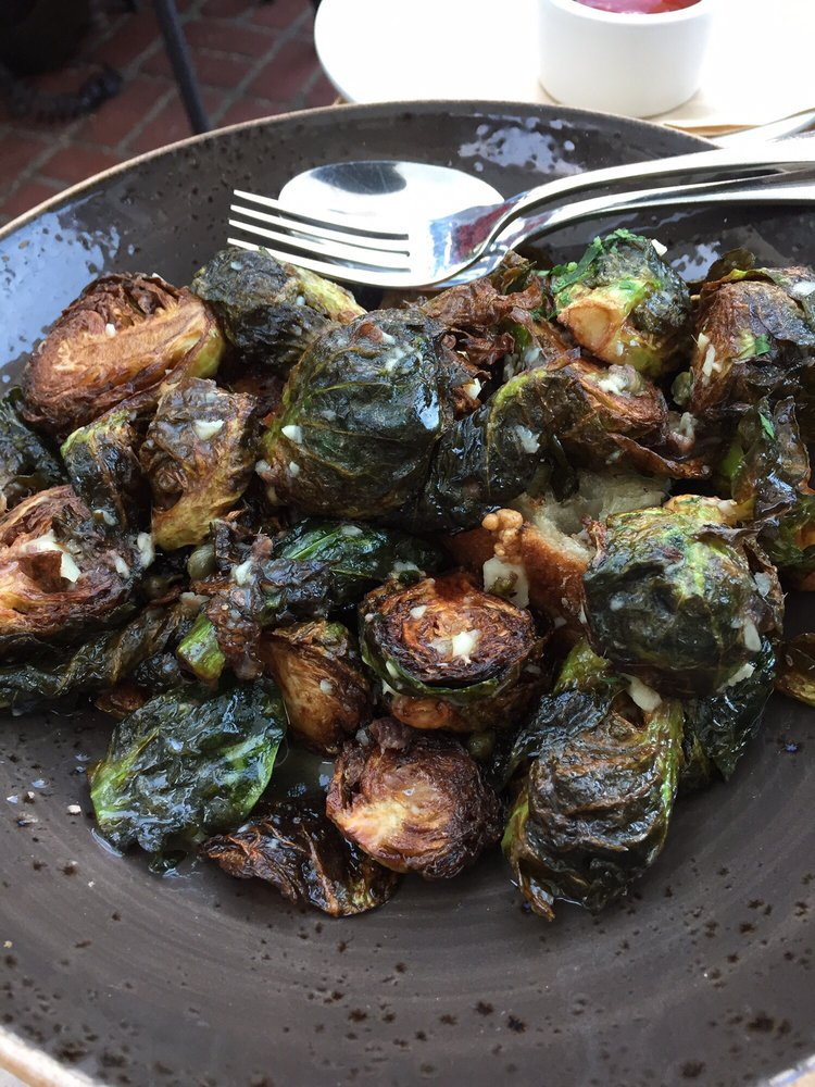 Brussel Sprouts A Bit Too Lemony Sour For Me Yelp