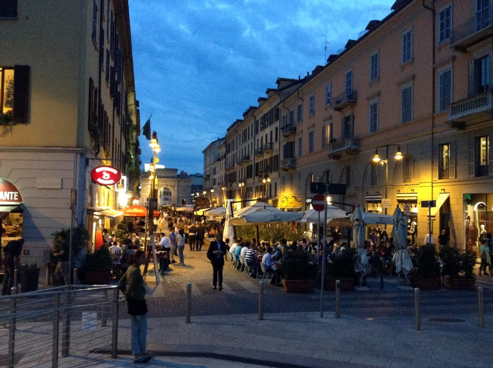 All isola 10 foto cucina italiana corso como 10 for Corso stilista milano